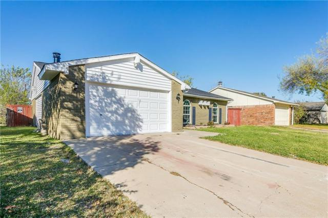 1626 Independence Trail, Grand Prairie, TX 75052 (MLS #13734425) :: The FIRE Group at Keller Williams