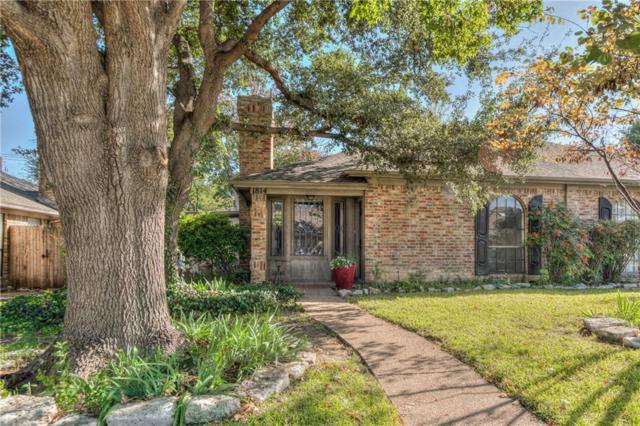 1814 Nest Place, Plano, TX 75093 (MLS #13734428) :: The Rhodes Team