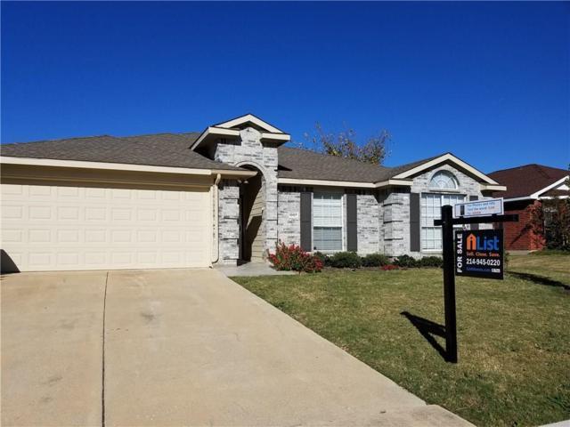 1007 Waterview Drive, Little Elm, TX 75068 (MLS #13734435) :: Kimberly Davis & Associates