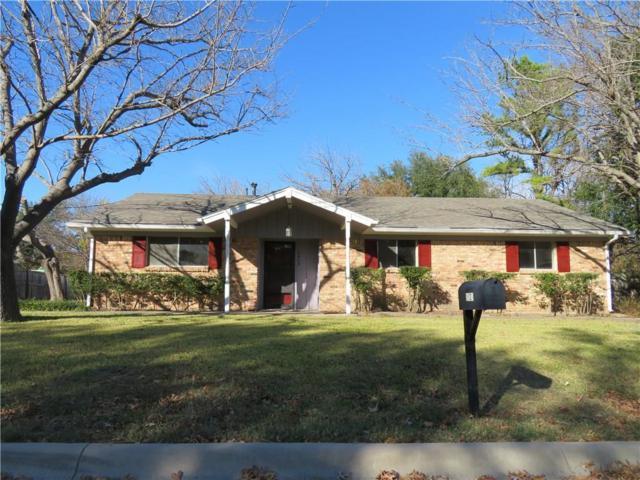 2423 Emerson Lane, Denton, TX 76209 (MLS #13734481) :: Team Tiller