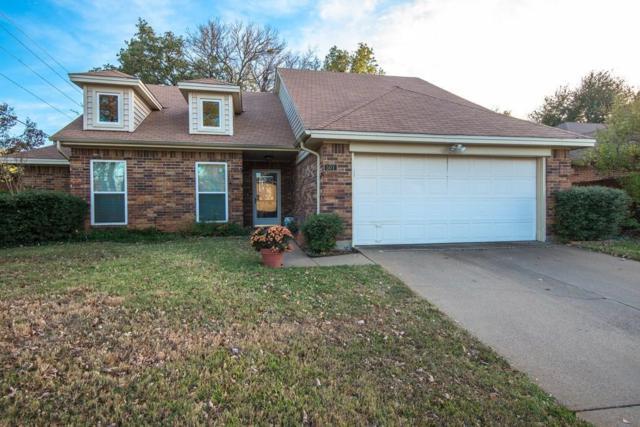 501 Post Oak Road, Grapevine, TX 76051 (MLS #13734589) :: The Rhodes Team