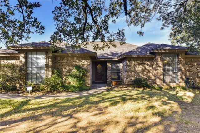 216 Moore Road, Burleson, TX 76028 (MLS #13734644) :: The Rhodes Team
