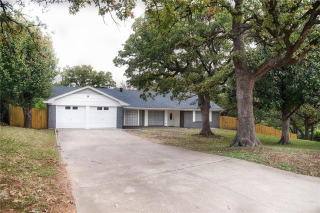2803 Crowley Court, Arlington, TX 76012 (MLS #13734648) :: The FIRE Group at Keller Williams