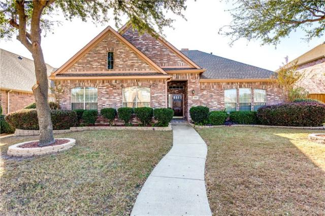 5118 Griffins Pointe Drive, Rowlett, TX 75089 (MLS #13734649) :: The FIRE Group at Keller Williams