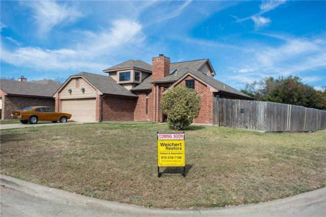 231 Iberis Drive, Arlington, TX 76018 (MLS #13734658) :: The Rhodes Team