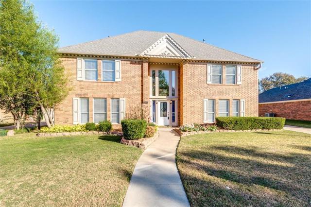 848 Silverthorne Trail, Highland Village, TX 75077 (MLS #13734662) :: The Rhodes Team