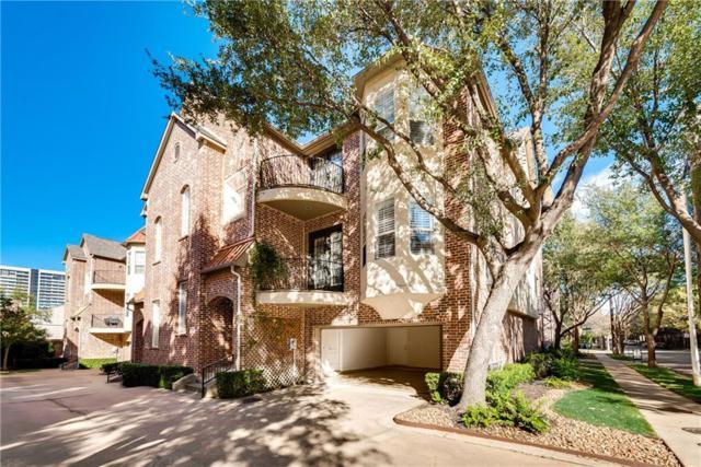 3959 Travis Street, Dallas, TX 75204 (MLS #13734783) :: MLux Properties