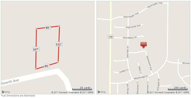 536 Kenilworth Avenue, Oak Point, TX 75068 (MLS #13734940) :: The Chad Smith Team