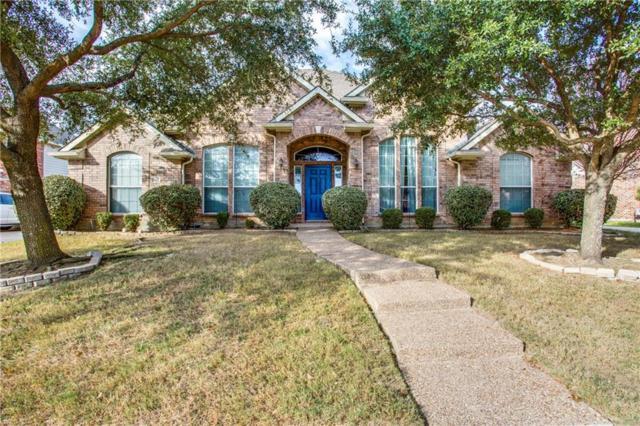 1415 Park Place, Corinth, TX 76208 (MLS #13735240) :: Team Hodnett