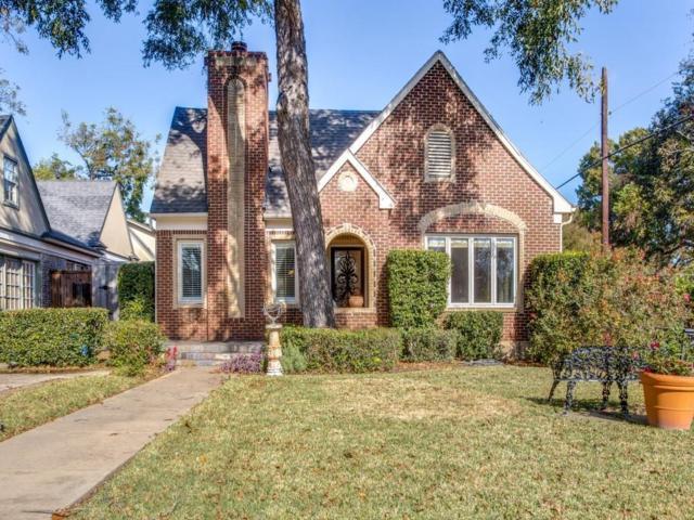 5847 Monticello Avenue, Dallas, TX 75206 (MLS #13735438) :: Magnolia Realty