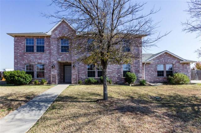1016 Ridgetop Drive, Justin, TX 76247 (MLS #13735463) :: RE/MAX Elite