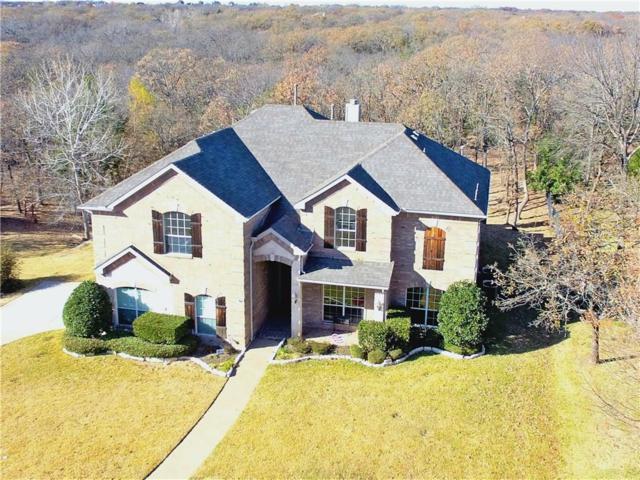 2203 Creekedge Court, Corinth, TX 76210 (MLS #13735500) :: Team Tiller