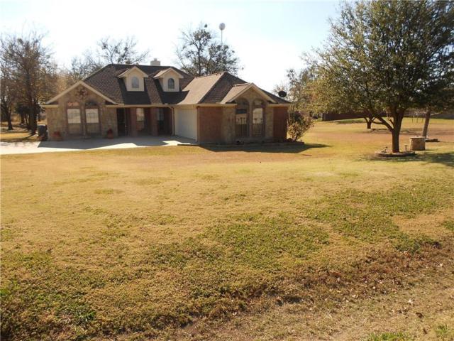 129 Star Point Lane, Weatherford, TX 76088 (MLS #13735713) :: Team Hodnett