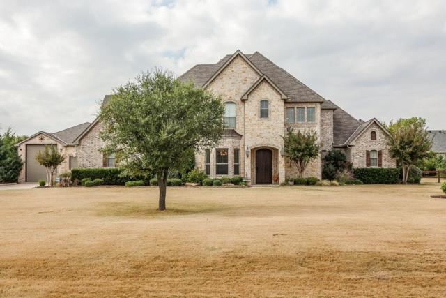 8439 Steeplechase Circle, Argyle, TX 76226 (MLS #13735730) :: Team Hodnett