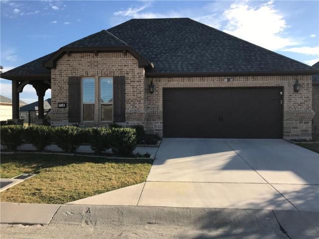 716 Fostery King Place, Keller, TX 76248 (MLS #13736012) :: Team Hodnett