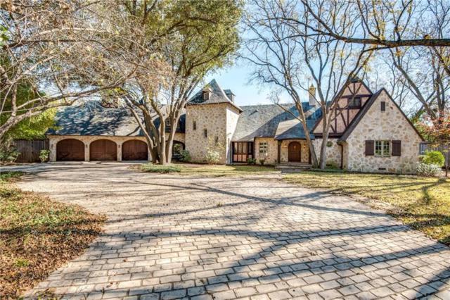 4945 Crooked Lane, Dallas, TX 75229 (MLS #13736245) :: Team Hodnett