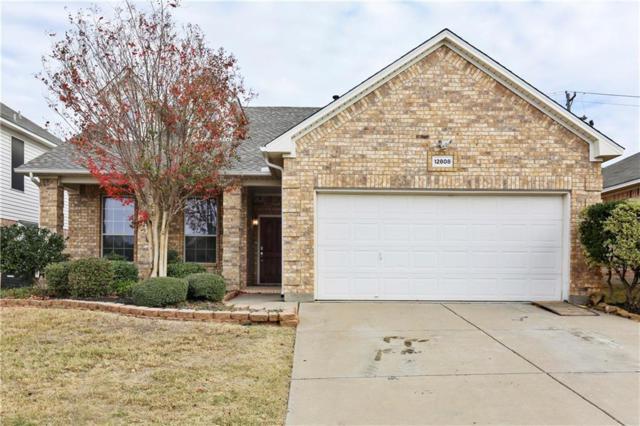 12808 Dorset Drive, Fort Worth, TX 76244 (MLS #13736339) :: Team Hodnett