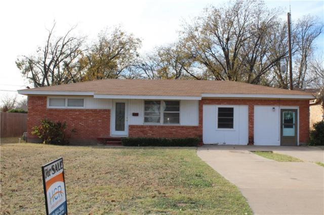 1603 N Avenue E, Haskell, TX 79521 (MLS #13736883) :: Team Hodnett