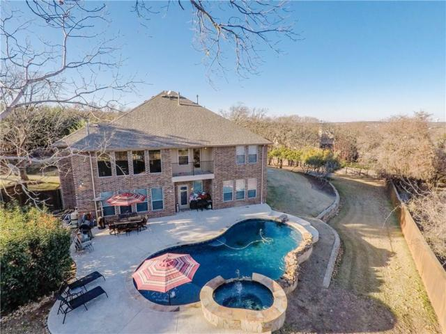 711 Berkshire Hill Drive, Keller, TX 76248 (MLS #13736945) :: The Marriott Group
