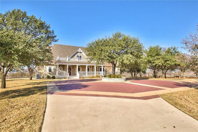 110 Quiet Hill Circle, Copper Canyon, TX 76226 (MLS #13737093) :: Real Estate By Design