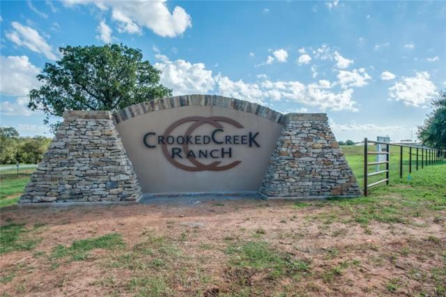 11 Lazy Creek Crossing, Brock, TX 76087 (MLS #13737374) :: The Mitchell Group