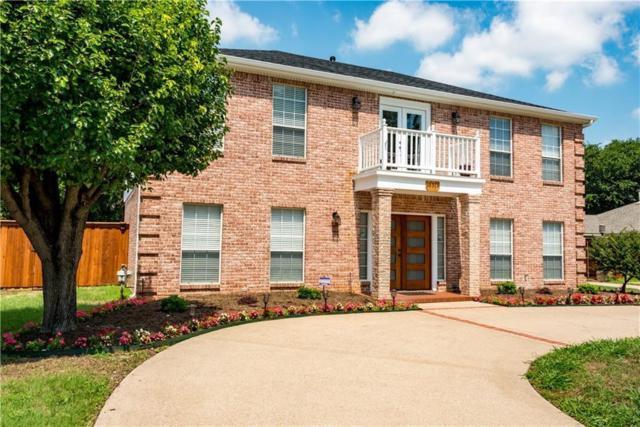 18519 Crownover Court, Dallas, TX 75252 (MLS #13737650) :: Century 21 Judge Fite Company