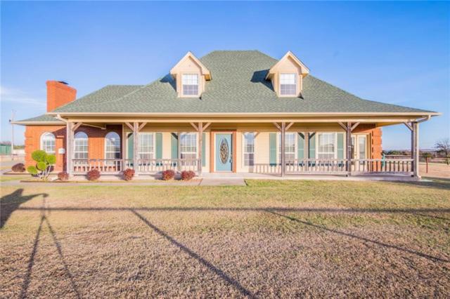2821 Clear Lake Road, Weatherford, TX 76087 (MLS #13737775) :: The Heyl Group at Keller Williams
