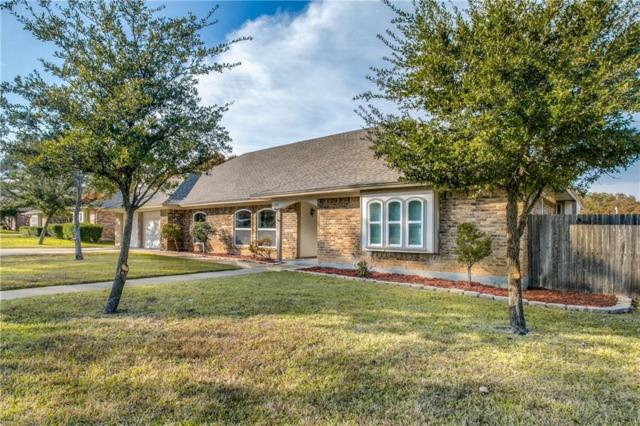 4307 Three Oaks Drive, Arlington, TX 76016 (MLS #13737779) :: The Rhodes Team