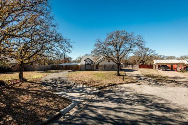 9716 Windsor Circle, Fort Worth, TX 76140 (MLS #13737820) :: Team Hodnett