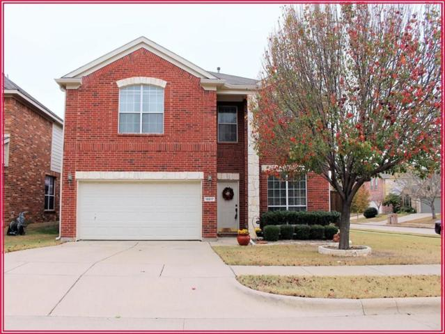 10017 Sedgewick Road, Fort Worth, TX 76244 (MLS #13737873) :: Team Hodnett