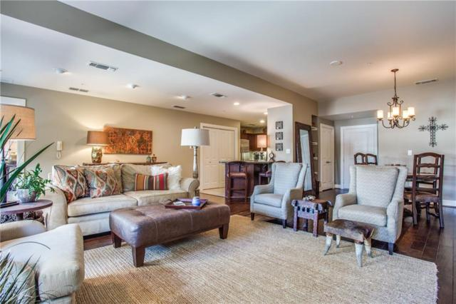 411 W 7th Street #205, Fort Worth, TX 76102 (MLS #13738136) :: The Mitchell Group