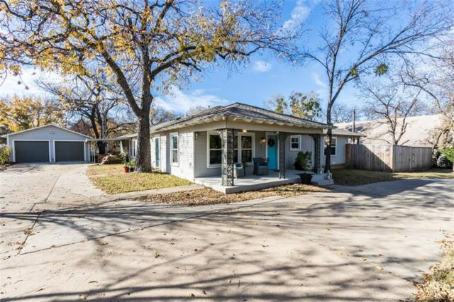 526 Ball Street, Grapevine, TX 76051 (MLS #13738189) :: RE/MAX Pinnacle Group REALTORS