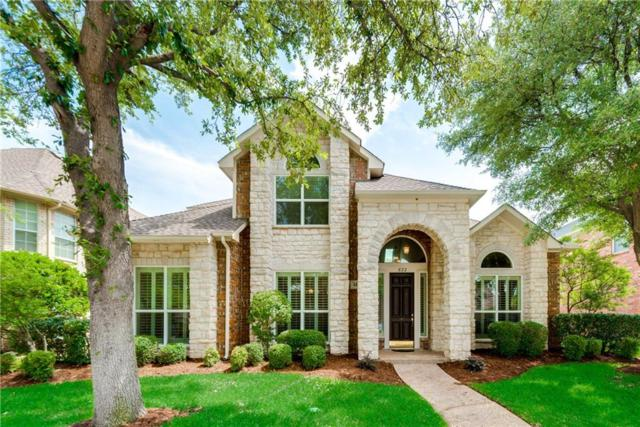 622 Lake Park Drive, Coppell, TX 75019 (MLS #13738214) :: Carrington Real Estate Services