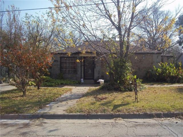 3704 Kimbo Road, Fort Worth, TX 76111 (MLS #13738448) :: Team Hodnett