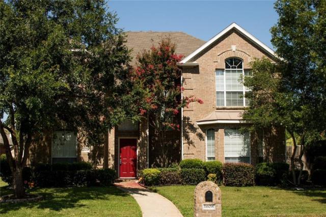 1608 Overcup Lane, Keller, TX 76248 (MLS #13738517) :: Team Hodnett