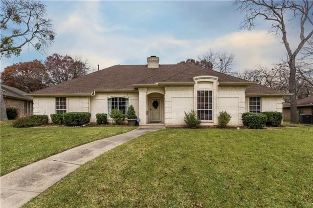 1111 Teakwood Drive, Duncanville, TX 75137 (MLS #13738793) :: RE/MAX Preferred Associates