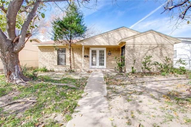9819 Glengreen Drive, Dallas, TX 75217 (MLS #13739071) :: Team Hodnett