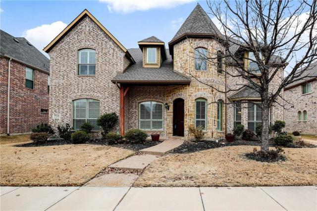 2736 Clearfield Lane, Frisco, TX 75034 (MLS #13739397) :: Team Hodnett