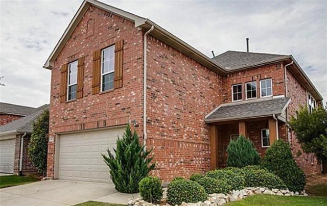 413 Perkins Drive, Lantana, TX 76226 (MLS #13739497) :: Team Hodnett