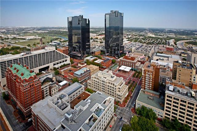 500 Throckmorton Street #3101, Fort Worth, TX 76102 (MLS #13739548) :: The Mitchell Group