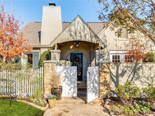 4828 Bryce Avenue, Fort Worth, TX 76107 (MLS #13739765) :: The Mitchell Group