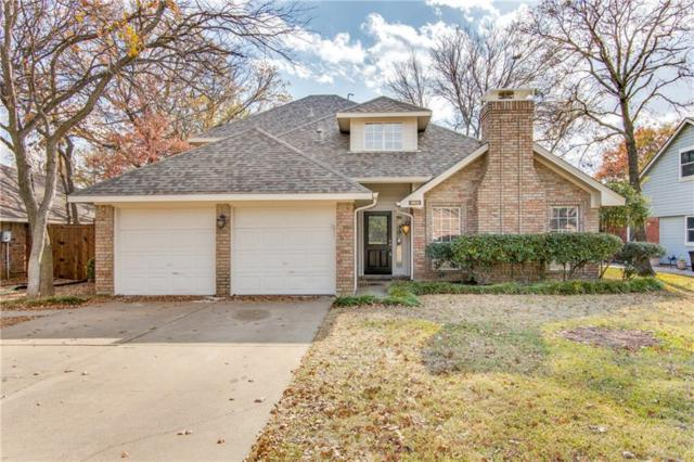 1903 Saddle Ridge Drive, Grapevine, TX 76051 (MLS #13739865) :: Team Hodnett