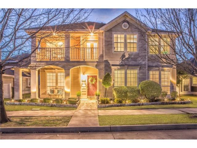 1309 Pinehurst Drive, Savannah, TX 76227 (MLS #13740070) :: Real Estate By Design