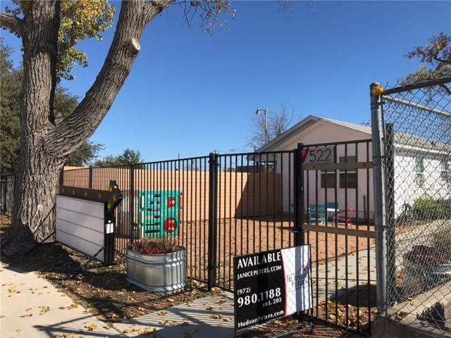 522 Bishop Avenue, Richardson, TX 75081 (MLS #13740125) :: Carrington Real Estate Services
