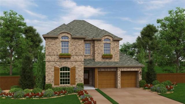 4612 Lafite, Colleyville, TX 76034 (MLS #13740214) :: Team Hodnett