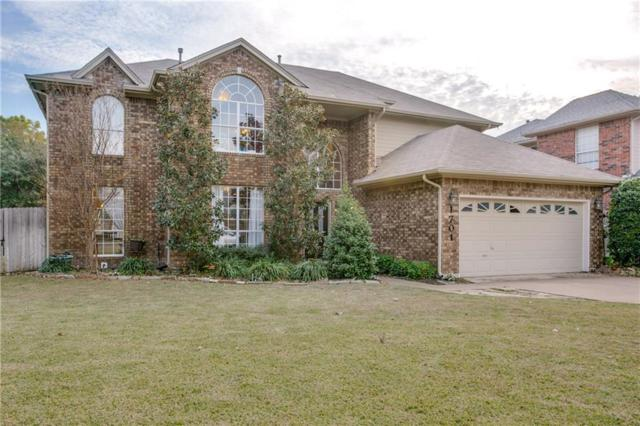 1701 Altacrest Drive, Grapevine, TX 76051 (MLS #13740242) :: Team Hodnett