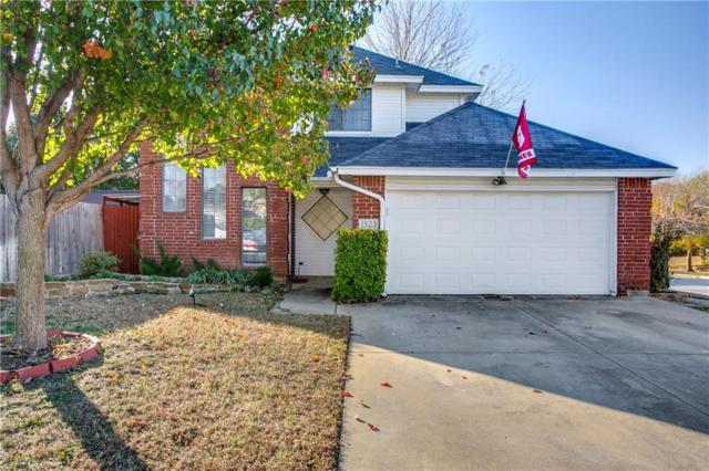 1523 Ashwood Lane, Grapevine, TX 76051 (MLS #13740346) :: Team Hodnett