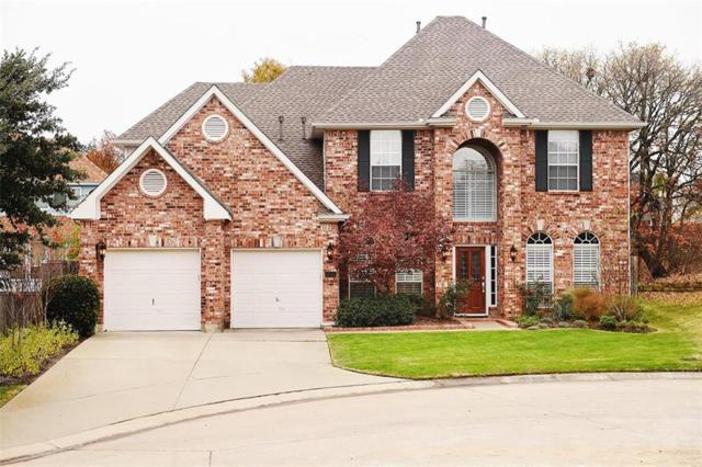 2703 Knoll Court, Highland Village, TX 75077 (MLS #13740389) :: Henegar Property Group -- Keller Williams Realty