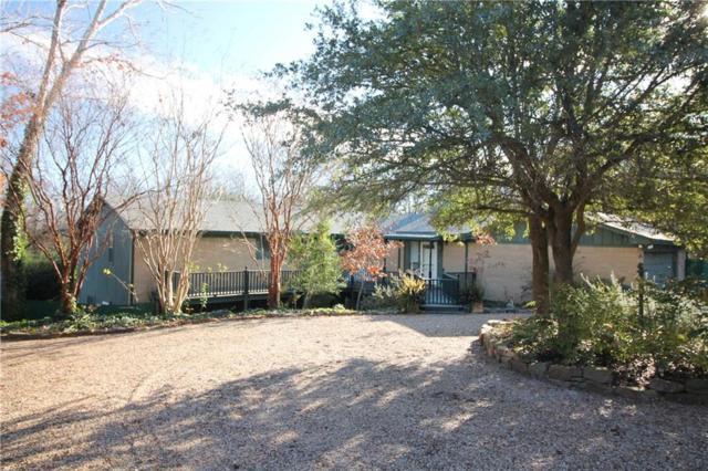 111 Townes Drive, Lakeside, TX 76108 (MLS #13740395) :: Team Hodnett