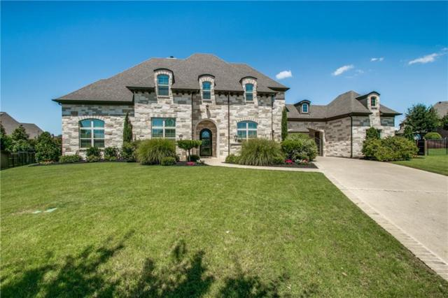 721 Monte Carlo Drive, Southlake, TX 76092 (MLS #13740484) :: The Marriott Group